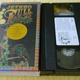 Видеофильмы - Jethro Tull - 25th Anniversary Video - NTSC VHS - Видео Кассета, 0