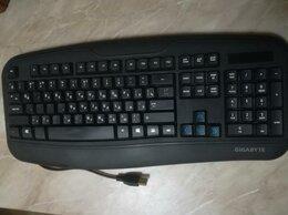 Клавиатуры - Клавиатура GIGABYTE Force K3, 0