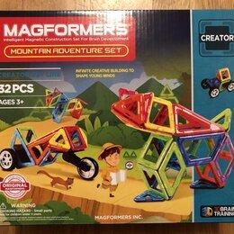 Конструкторы - Конструктор Magformers adv mount 32 set, 0