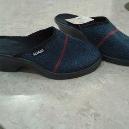 Домашняя обувь - Туфли домашние,сабо прогулочные, 0