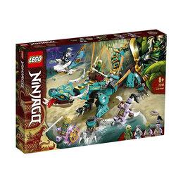 Конструкторы - Конструктор LEGO Ninjago 71746 Дракон из джунглей, 0