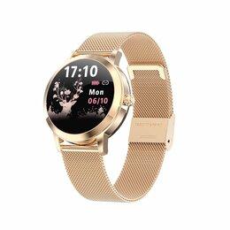 Умные часы и браслеты - Смарт часы женские KingWear LW10, 0