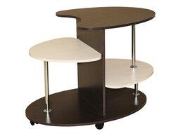 Столы и столики - Стол сервировочный ( венге+дуб), 0