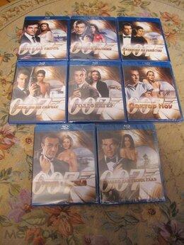 Видеофильмы - Джеймс Бонд агент 007 8 Blu-ray, 0