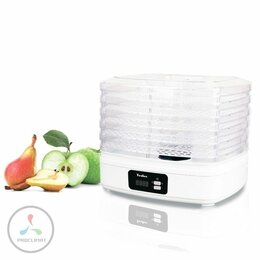 Сушилки для овощей, фруктов, грибов - Сушилка для овощей и фруктов TESLER FD-521, 0