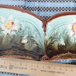 Посуда - фарфоровая конфетница, фарфор Германия,ручная роспись,18 век, 0