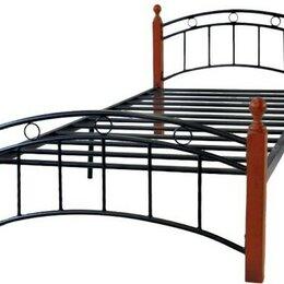 Кровати - Кровать металлическая, 0