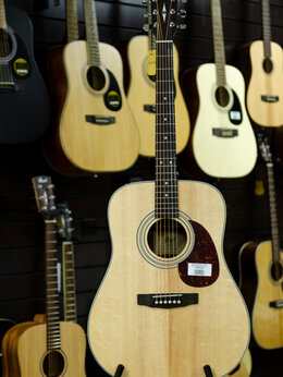 Акустические и классические гитары - CORT EARTH70-OP Earth Series, 0
