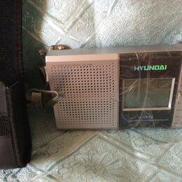 Радиоприемники - Радиоприёмник портативный  HYUNDAI, 0