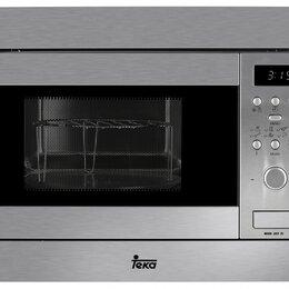 Микроволновые печи - Микроволновая печь Teka встраиваемая MWE207FI, 20л, 0