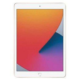 Планшеты - Apple iPad 10.2'' Wi-Fi + Cellular 32GB Gold (2020), 0