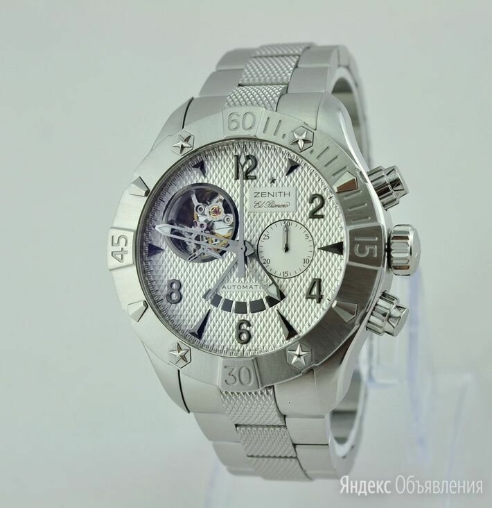 Zenith Defy Classic Open El Primero XT 46mm 03.0526.4021/01.M526 по цене 356000₽ - Наручные часы, фото 0