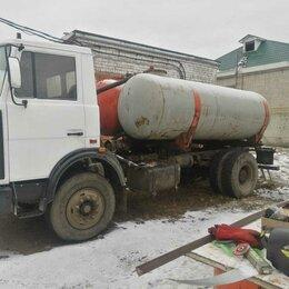 Курьеры и грузоперевозки - Доставка технической воды, водовозом (на бочке)  г. Ярославль, 0