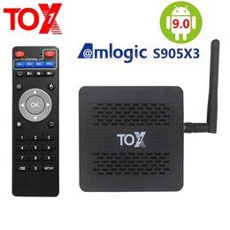ТВ-приставки и медиаплееры - TOX1 4/32 ТВ приставка андроид, 0