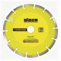 Станки и приспособления для заточки - Бибер 70216 Диск алмазный сегментный Стандарт…, 0