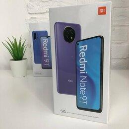 Мобильные телефоны - Смартфон Xiaomi Redmi Note 9T 5G 4/64 NFC, 0
