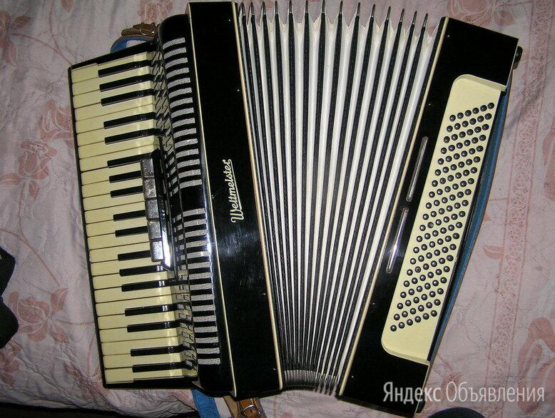 Продаю аккордеон Weltmeister (Германия) по цене 23000₽ - Аккордеоны, баяны, гармони, фото 0