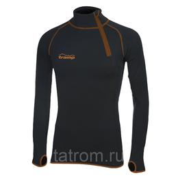 Спортивная защита - Tramp футболка с длинным рукавом Warm Stretch SZ (черный) / XS, 0