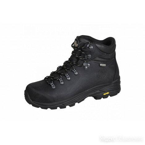 Мужские ботинки Lomer TONALE PRO STX ANF. BLACK по цене 14400₽ - Толстовки, фото 0