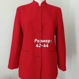 Пиджаки - Пиджак льняной, 0