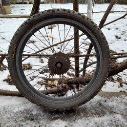 Обода и велосипедные колёса в сборе - Колесо 20дюймов , 0
