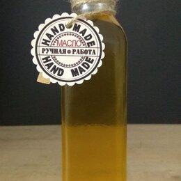 Продукты - Льняное масло (без горечи), 0