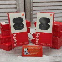 Наушники и Bluetooth-гарнитуры - Беспроводные Наушники Xiaomi Redmi AirDots 2 Новые, 0