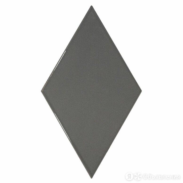 Настенная плитка 22751 Rhombus Wall Dark Grey 15.2x26.3 Equipe по цене 6151₽ - Керамическая плитка, фото 0