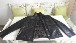 Куртки - Продам куртку кожаную меховую, размер 50-52, 0