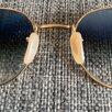 Солнцезащитные очки Ray Ban Round Metal по цене 5800₽ - Очки и аксессуары, фото 5