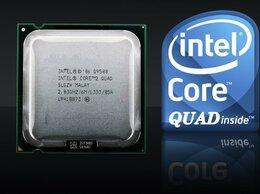 Процессоры (CPU) - Процессор intel Core 2 Quad Q9500, s775, обмен, 0