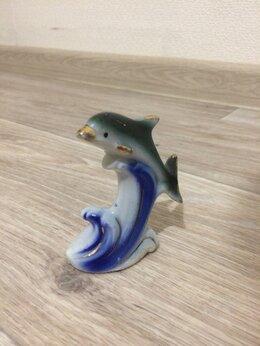 """Статуэтки и фигурки - Статуэтка """"Дельфин"""", 0"""