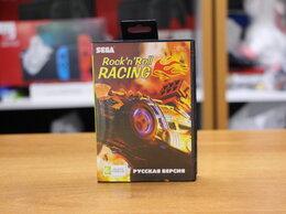 Игры для приставок и ПК - Картридж Sega rock'N roll racing, 0