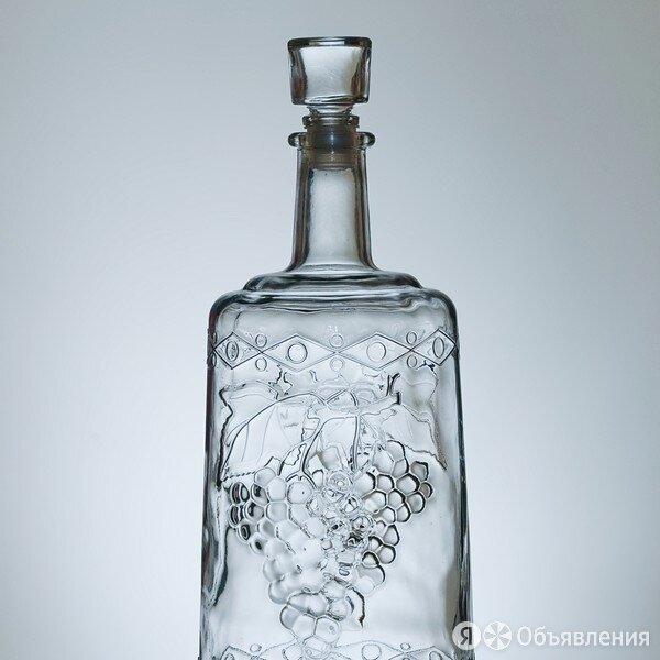 "Бутылка ""Фуфырь"" 3л Самогонок по цене 670₽ - Этикетки, бутылки и пробки, фото 0"