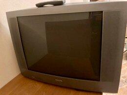 DVD и Blu-ray плееры - Телевизор ЭЛТ Philips 29PT8306/58R. Франция, 0