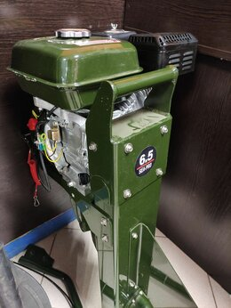 Двигатель и комплектующие  - Лодочный мотор SEA-PRO SMF 6 2.3 6.5 л.с, 0