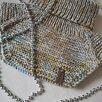Вязаная женская Манишка (ручной работы)  по цене 700₽ - Шарфы, фото 8