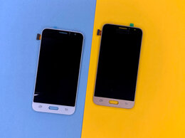 Дисплеи и тачскрины - Дисплей Samsung Galaxy J1 2016 (J120F), 0