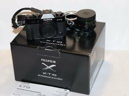 Фотоаппараты - Fujifijm XT - 10 (+ набор), 0