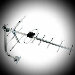 Антенны - Уличная DVB-T2 антенна Selenga 118F -, 0