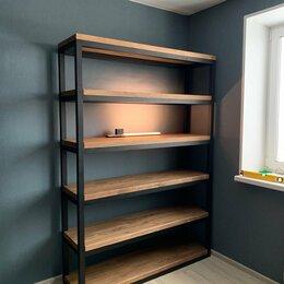Стеллажи и этажерки - Стеллаж в  стиле лофт , 0