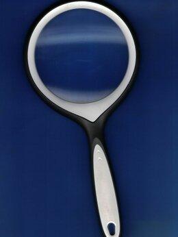 Лупы - Лупа 90 мм YT88002 с резиновой вставкой на ручке…, 0