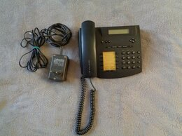 Проводные телефоны - Telekom Actron-AB Германия с цифр. автоответчиком, 0