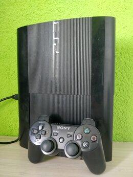 Игровые приставки - Sony PS3 500GB + 50 игр, 0