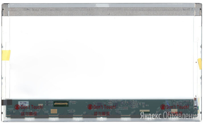 Матрица (экран) для ноутбука HP G72-B54NR по цене 5990₽ - Аксессуары и запчасти для ноутбуков, фото 0