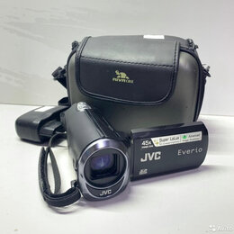 Видеокамеры - Видеокамeрa JVC Еvеriо GZ-МS110, 0