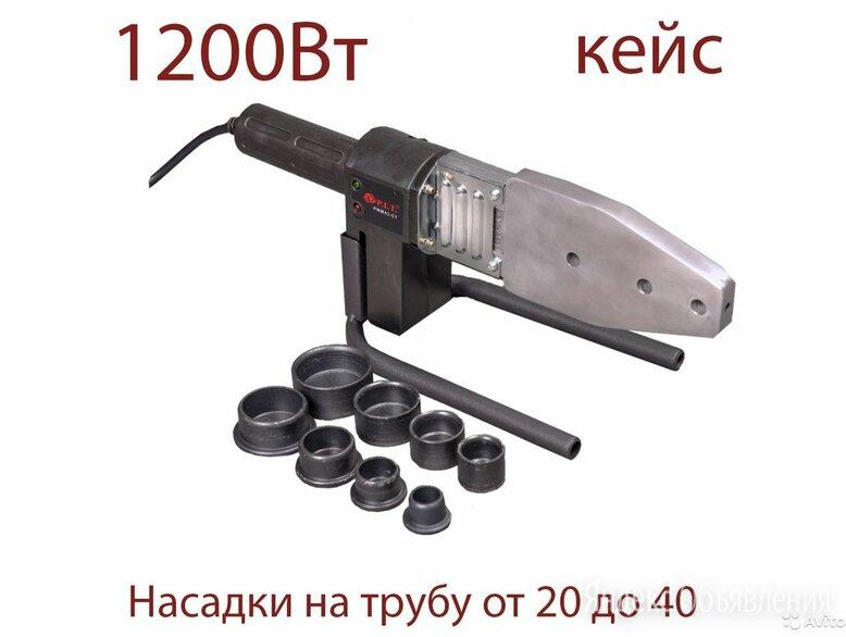 Аппарат для сварки пластиковых труб P.I.T PWM43-C1  по цене 1300₽ - Аппараты для сварки пластиковых труб, фото 0