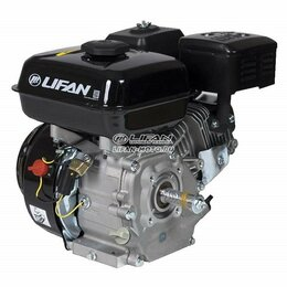 Двигатели - Двигатель LIFAN (Лифан) 168F - 2 D20 катушка 7 Ампер, 0
