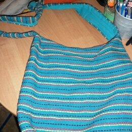 Сумки - Сумка текстильная, 0