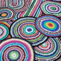 Декоративные подушки - Коврики ручной работы, 0